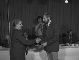 Student Scholarship Awards, BCIT, 1971 [11]