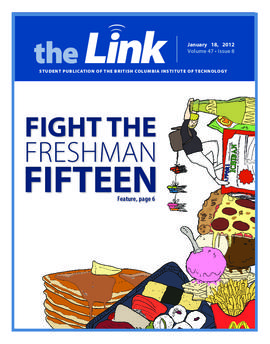 The Link Newspaper 2012-01-18