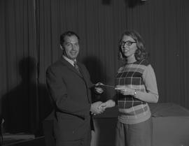 Student Scholarship Awards, BCIT, 1970 [18]