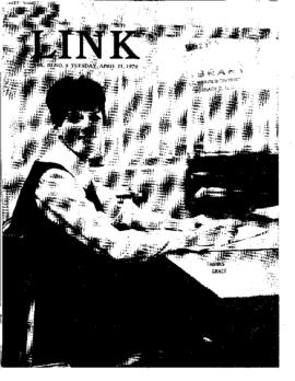 The Link Newspaper 1970-04-21