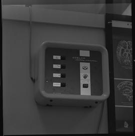 Medical radiography; power panel for an Odelca safety monitor