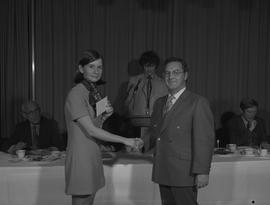Student Scholarship Awards, BCIT, 1971 [5]