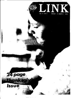 The Link Newspaper 1970-10-09