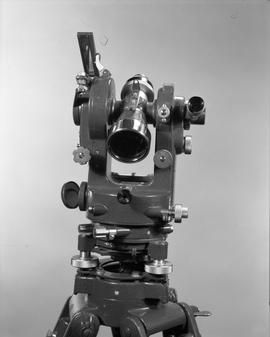 Survey, 1966; a Watts-Transit theodolite [1 of 2]