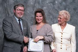 BCIT Staff Recognition Awards, 1996 ; Mary-Ann Moysiuk, 15 years
