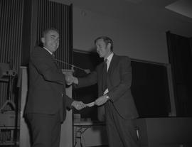 Student Scholarship Awards, BCIT, 1969 [23]