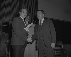 Student Scholarship Awards, BCIT, 1969 [15]