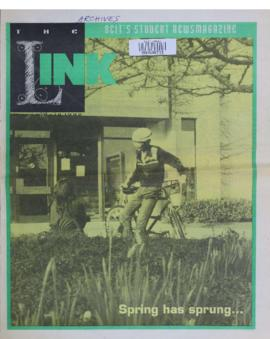 The Link Newspaper 1992-03-04