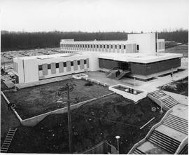 British Columbia Institute of Technology - Library building construction completed - 1969?