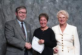 BCIT Staff Recognition Awards, 1996 ; Jean Covell, 15 years