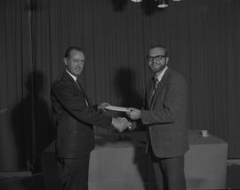 Student Scholarship Awards, BCIT, 1970 [42]