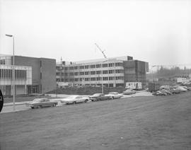 BCIT construction, April 1967 [3 of 6]