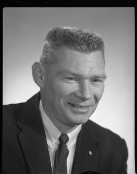 Duvarney, Harry, Gas and Oil Engineering Technician, Staff portraits 1965-1967 (E) [3 of 4 of pho...