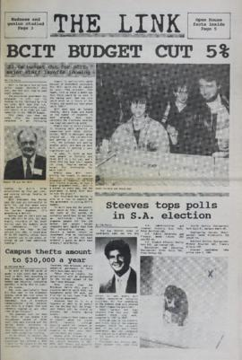 The Link Newspaper 1988-04-06