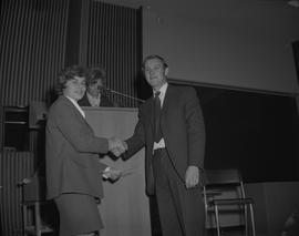 Student Scholarship Awards, BCIT, 1969 [29]