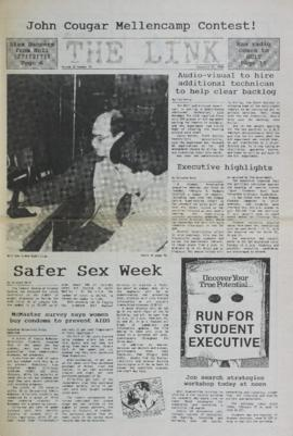 The Link Newspaper 1988-02-17