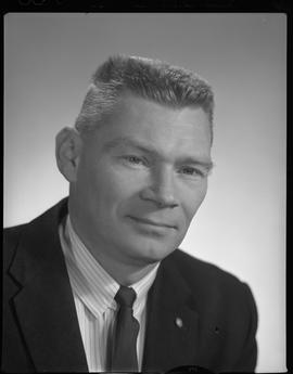 Duvarney, Harry, Gas and Oil Engineering Technician, Staff portraits 1965-1967 (E) [4 of 4 of pho...