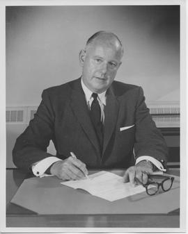 British Columbia Institute of Technology - First President - E.C. Roper - 1966