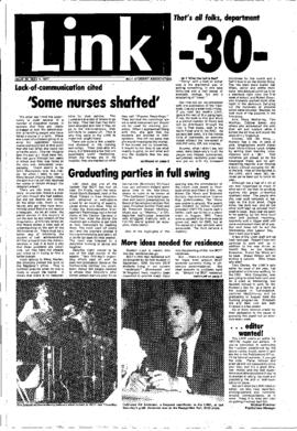 The Link Newspaper 1977-05-04