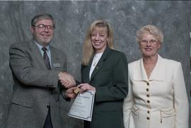 BCIT Staff Recognition Awards, 1996 ; Valerie Nagel, 15 years