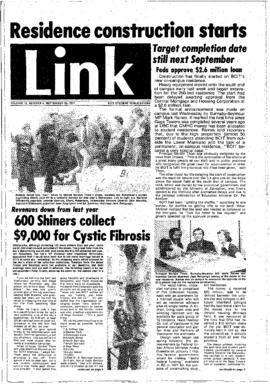 The Link Newspaper 1977-09-28