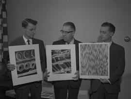 Forestry presentation at BCIT, April 5, 1966; Fenton, Heath, Elston [2 of 3]