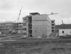 BCIT construction, March 9, 1969 [6 of 7]