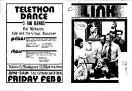 The Link Newspaper 1974-02-07