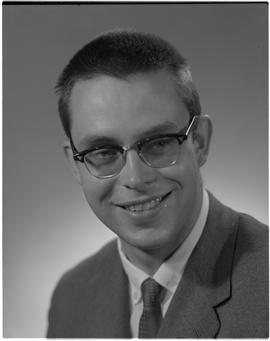 Sterne, Ron, Mathematics, Staff portraits 1965-1967 (E) [1 of 4 photographs]