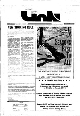 The Link Newspaper 1975-12-02