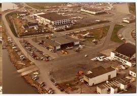 PVI Aerial photograph - Sea Island Hangar [3 of 6 photographs]