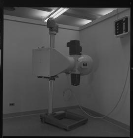 Medical radiography; x-ray equipment