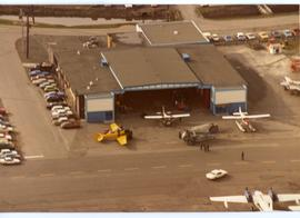 PVI Aerial photograph - Sea Island Hangar [1 of 6 photographs]