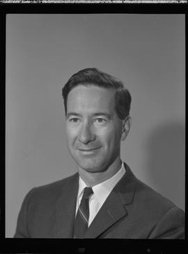 Drew, John, Assistant Director (Administration) Manpower, Staff portraits 1965-1967 (E) [3 of 3 p...