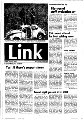 The Link Newspaper 1977-02-16