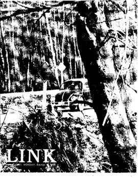 The Link Newspaper 1970-03-16