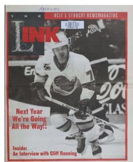 The Link Newspaper 1992-05-20
