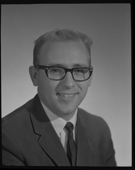Brown, Jack, Mathematics, BCIT, Staff portraits 1965-1967 (E) [1 of 2]
