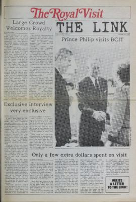 The Link Newspaper 1987-10-21