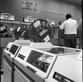 IBM Test and Installation [Centre] BCIT IBM 2501 at BCIT, Business Management program