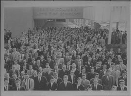 BCIT's First Student Body; March 1966