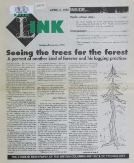 The Link Newspaper 1995-04-05