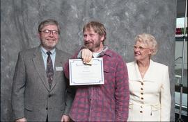 BCIT Staff Recognition Awards, 1996 ; Brian Beudet, 15 years