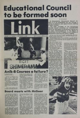 The Link Newspaper 1979-09-19