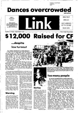 The Link Newspaper 1978-09-27