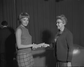 Student Scholarship Awards, BCIT, 1970 [15]