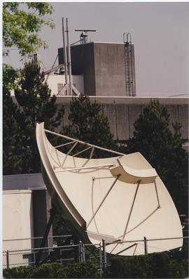 British Columbia Institute of Technology - Burnaby Campus exterior photograph - 1992