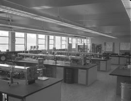 Instrumentation, 1966; a classroom with instrumentation equipment [3 of 4]