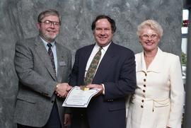 BCIT Staff Recognition Awards, 1996 ; Gary Sagar, 15 years