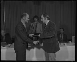 Student Scholarship Awards, BCIT, 1971 [13]